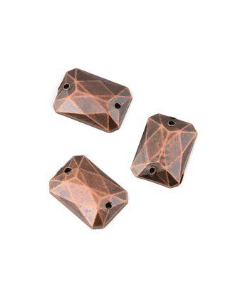 Стразы пришивные акрил р.1х1,4 см арт. ДФП-53-3-4997.001