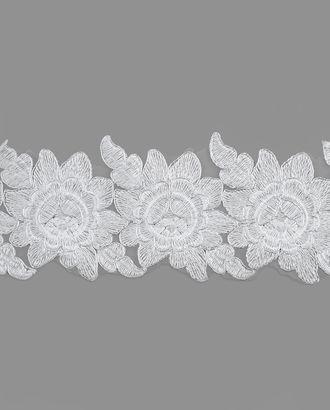 Кружево декоративное ш.10,5 см арт. КРО-117-1-18555