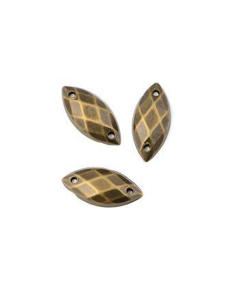 Стразы пришивные акрил р.0,6х1,3 см арт. ДФП-46-1-5131.002