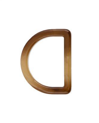 Пряжка-полукольцо ш.3,5 см арт. ПП-582-2-37029.002