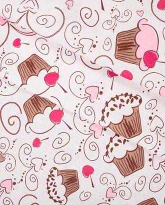 Пирожные (Бязь 150 см) арт. БД-501-1-1517.089