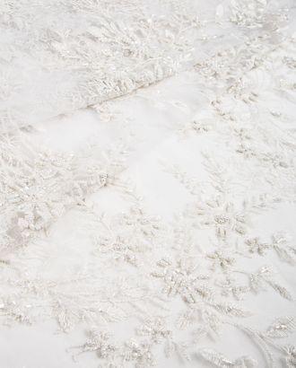 "Вышивка на сетке ""Стеклярус"" арт. КПГН-67-6-20203.002"