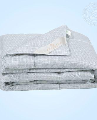 Одеяло облег.1,5-сп. 140*205,тик/овечья шерсть арт. АРТД-25-1-АРТД0231419