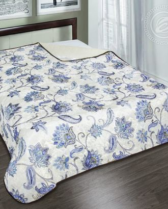 Одеяло-покрывало стеганное 100*140 глазурь арт. АРТД-2440-1-АРТД0231581