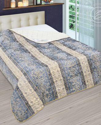 Одеяло-покрывало стеганное 100*140 ренессанс арт. АРТД-2447-1-АРТД0231595