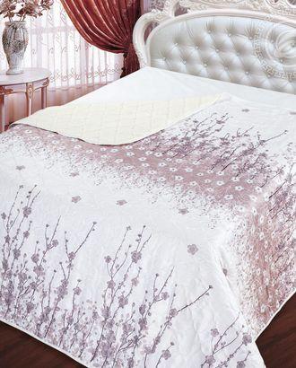 Одеяло-покрывало стеганное 100*140 сакура арт. АРТД-2600-1-АРТД0243228