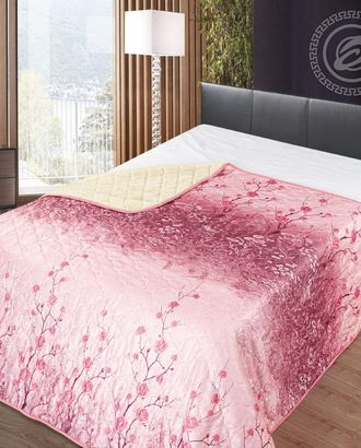 Одеяло-покрывало стеганное 100*140 фантазия арт. АРТД-2453-1-АРТД0231603