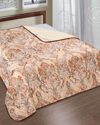 Одеяло-покрывало стеганное 100*140 шедевр арт. АРТД-2454-1-АРТД0231605