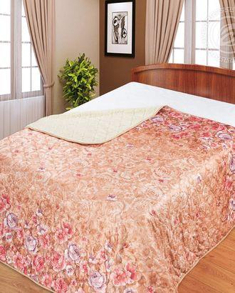 Одеяло-покрывало стеганное 100*140 юнона арт. АРТД-2456-1-АРТД0231607