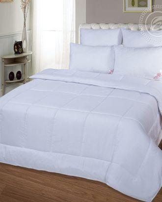 Одеяло облег.1,5-спальное 140х205, поликоттон/'лебяжий пух' арт. АРТД-1184-1-АРТД0244881