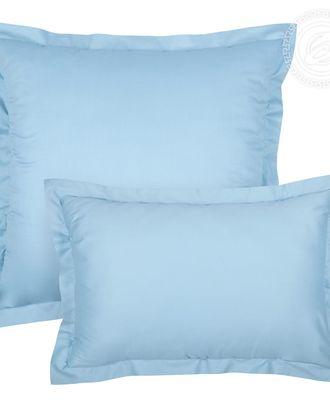 Наволочка на молнии с ушками 50*70 (2 шт.) голубой арт. АРТД-79-1-АРТД0232480
