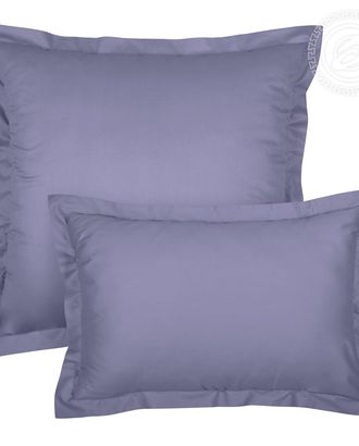 Наволочка на молнии с ушками 70*70 (2 шт.) фиолетовый арт. АРТД-87-1-АРТД0232504