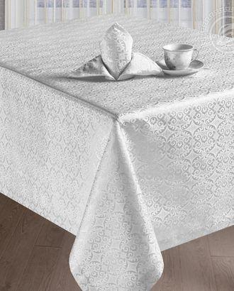 Набор столового белья 'марго белый ' арт. АРТД-434-1-АРТД0235775