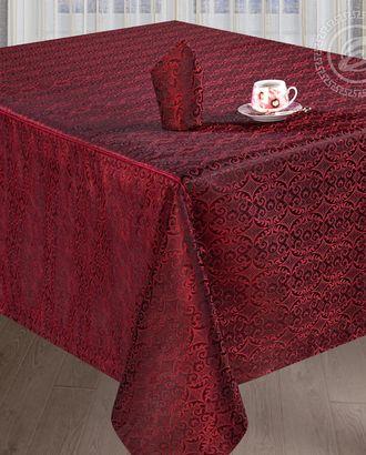 Набор столового белья 'марго бордо ' арт. АРТД-435-1-АРТД0235782