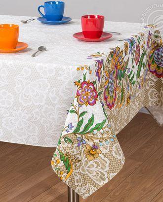 Скатерть столовая 'барокко' арт. АРТД-673-1-АРТД0238087