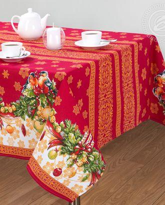 Скатерть столовая 'рождество' арт. АРТД-1172-1-АРТД0244837