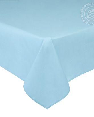 Простыня 1,5 сп. 150*220 см голубой арт. АРТД-1249-1-АРТД0245637