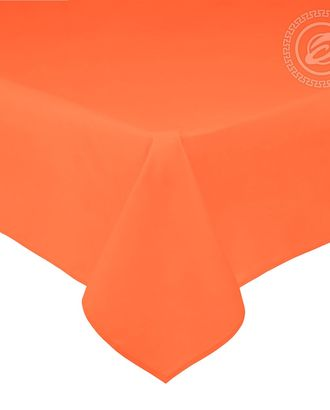 Простыня 2,0 сп. 200*220 см оранжевый арт. АРТД-1246-1-АРТД0245628