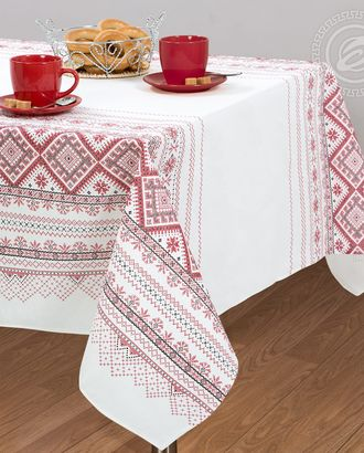 Скатерть столовая 'каравай' арт. АРТД-1447-1-АРТД0248096