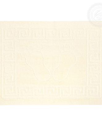 Ножки самойловский текстиль коврик на резиновой основе 50*70 крем арт. АРТД-2289-1-АРТД0243674