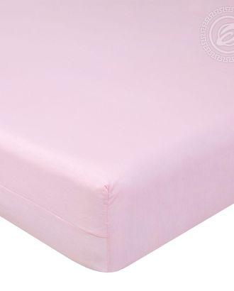 Простыня на резинке 90*200 византия розовая арт. АРТД-1635-1-АРТД0249300
