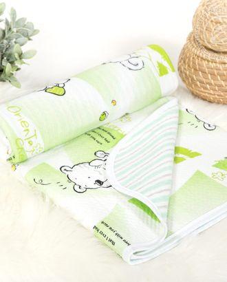 Одеяло-покрывало трикотажное 100*140 сновидения арт. АРТД-2681-1-АРТД0249478