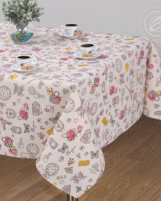 Скатерть столовая 'мадам' арт. АРТД-1768-1-АРТД0250168