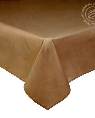 Простыня 1,5 сп. 150*220 см коричневая арт. АРТД-1869-1-АРТД0251862