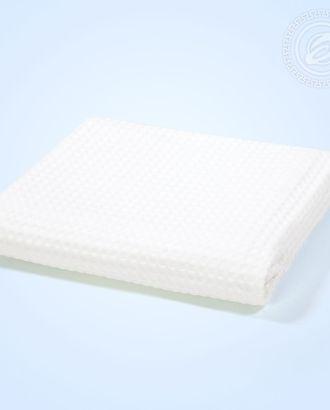 Полотенце вафельное банное 70*140 белое арт. АРТД-1858-1-АРТД0251579