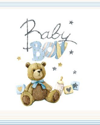 """Комплект панелей из 2-х штук для пододеяльников """"Baby boy"""" арт. ПРКГ-38-1-1352.004"""