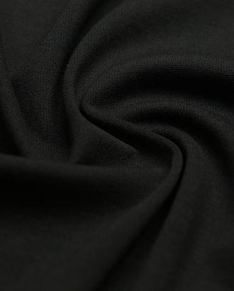 Джерси, цвет угольно-черный арт. ГТ-4566-1-ГТ-10-6105-1-38-1