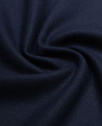 2-слойное костюмное джерси, темно-синего цвета арт. ГТ-4802-1-ГТ-10-6396-1-30-1