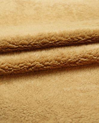 Винтажный искусственный мех коричневого цвета арт. ГТ-4672-1-ГТ-16-6268-1-1-1