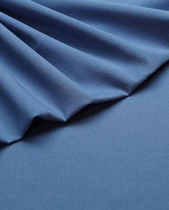 Костюмная ткань голубого цвета арт. ГТ-4575-1-ГТ-17-6115-1-7-1