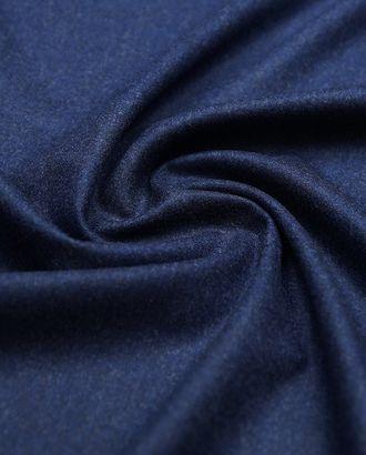 Костюмная 2х сторонняя ткань, синий меланж арт. ГТ-4783-1-ГТ-17-6374-6-30-1