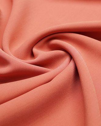 2-х сторонняя костюмная ткань в диагональную полоску , кораллового цвета арт. ГТ-4793-1-ГТ-17-6386-1-26-1