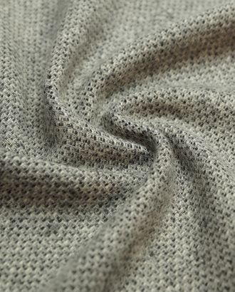 2-х сторонняя костюмная ткань в твидовом стиле, в серо-черных тонах арт. ГТ-4801-1-ГТ-17-6395-6-21-1