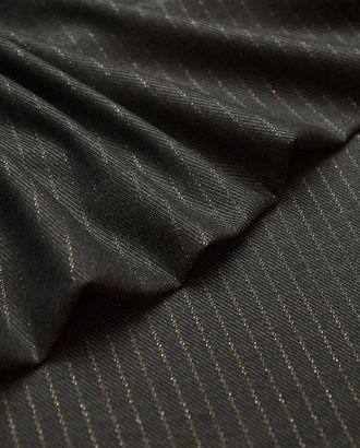 Костюмная ткань в полоску с люрексом арт. ГТ-4809-1-ГТ-17-6428-3-21-1