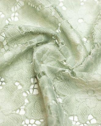 Кружево с цветами, серый меланж арт. ГТ-4431-1-ГТ-19-5922-10-29-1