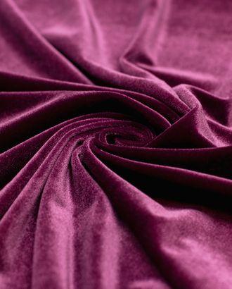 Бархат, цвет черничный мусс арт. ГТ-4212-1-ГТ-2-5716-1-33-1