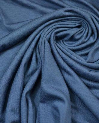Ткань трикотажная тонкая, цвет: серо-голубой арт. ГТ-20-1-ГТ0020176