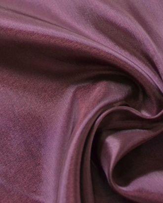 Ткань подкладочная, цвет: вишневая с баклажаном арт. ГТ-104-1-ГТ0020639