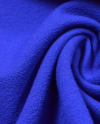 Ткань трикотажная вискозная, цвет ярко-синий арт. ГТ-126-1-ГТ0020742