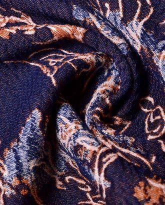 Ткань жаккард, цвет: на белом фоне жаккардовые цветы арт. ГТ-144-1-ГТ0020862