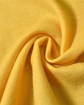 Ткань костюмная шерстяная ярко-желтого цвета арт. ГТ-175-1-ГТ0021078