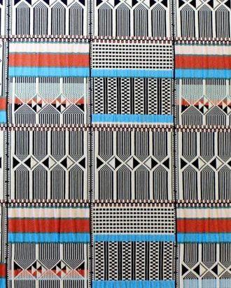 Ткань жаккард, на сером фоне оригинальный сложный геометрический рисунок арт. ГТ-192-1-ГТ0021235
