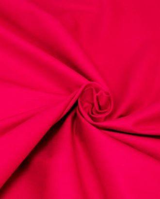Ткань джинсовая цвет фуксия арт. ГТ-324-1-ГТ0021740