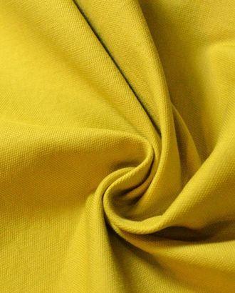 Ткань хлопок, цвет: деликатной горчицы арт. ГТ-340-1-ГТ0021773