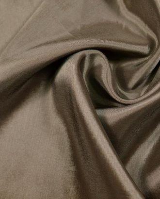 Ткань подкладочная, цвет: коричневый арт. ГТ-347-1-ГТ0021782