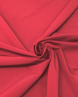 Ткань вискозная костюмная, малиновый вкус арт. ГТ-377-1-ГТ0021844
